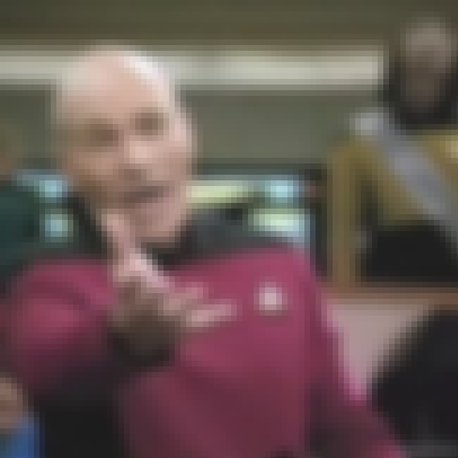 Annoyed Picard is listed (or ranked) 6 on the list The Greatest Patrick Stewart Memes