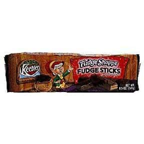Keebler Fudge Sticks is listed (or ranked) 25 on the list The Best Store-Bought Cookies