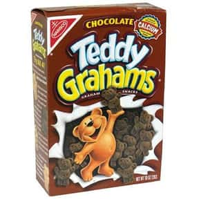 Teddy Grahams Chocolate is listed (or ranked) 22 on the list The Best Store-Bought Cookies