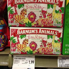 Barnums Animal Crackers is listed (or ranked) 20 on the list The Best Store-Bought Cookies