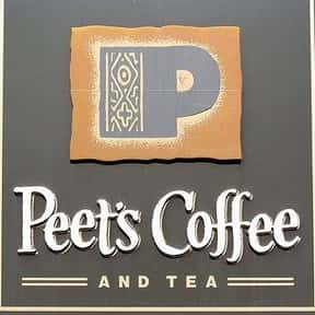 Peets is listed (or ranked) 3 on the list The Best Packaged Coffee Brands
