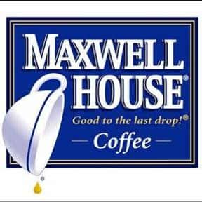 Maxwell House is listed (or ranked) 25 on the list The Best Packaged Coffee Brands