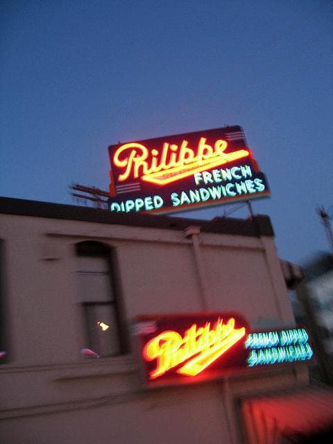 Image of Random Best Sandwich Shop in Los Angeles