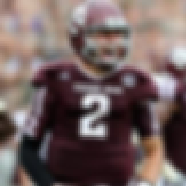 Johnny Manziel is listed (or ranked) 1 on the list The Best College Football Players of 2012