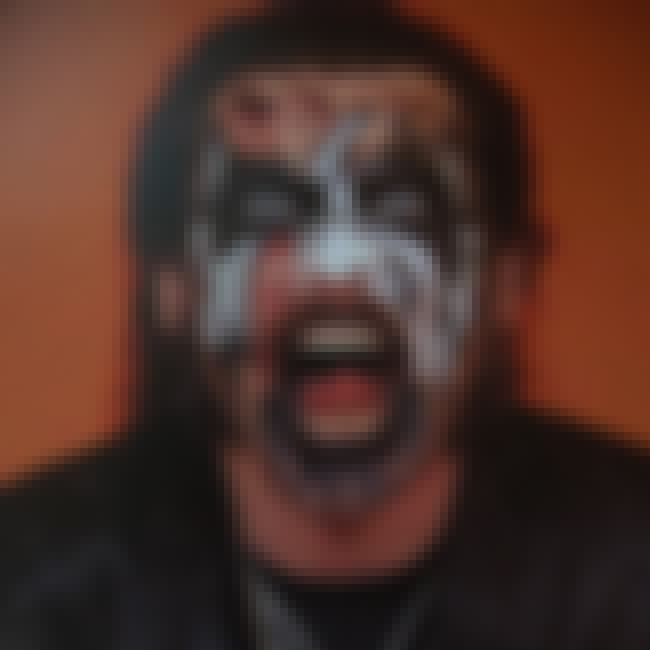 Mercyful Fate/King Diamond is listed (or ranked) 3 on the list 15 Great Underrated Metal Bands