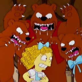 Scary Tales Can Come True is listed (or ranked) 24 on the list The Best Of The Treehouse Of Horror