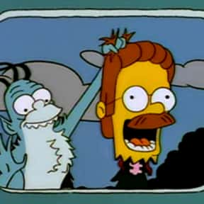 Terror at 5½ Feet is listed (or ranked) 6 on the list The Best Of The Treehouse Of Horror