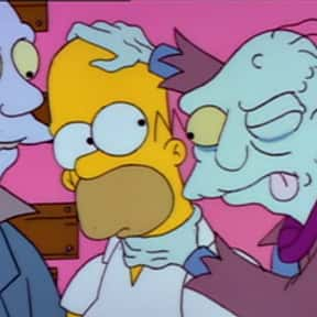 Dial 'Z' For Zombies is listed (or ranked) 8 on the list The Best Of The Treehouse Of Horror