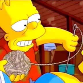 The Thing and I is listed (or ranked) 10 on the list The Best Of The Treehouse Of Horror