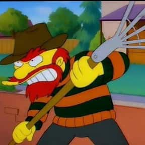 Nightmare on Evergreen Terrace is listed (or ranked) 2 on the list The Best Of The Treehouse Of Horror