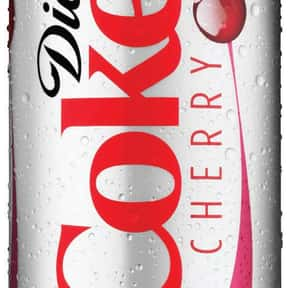 Diet Cherry Coke is listed (or ranked) 18 on the list The Best Diet Sodas