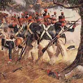 Battle of Fort McHenry is listed (or ranked) 22 on the list The Most Important Battles in US History
