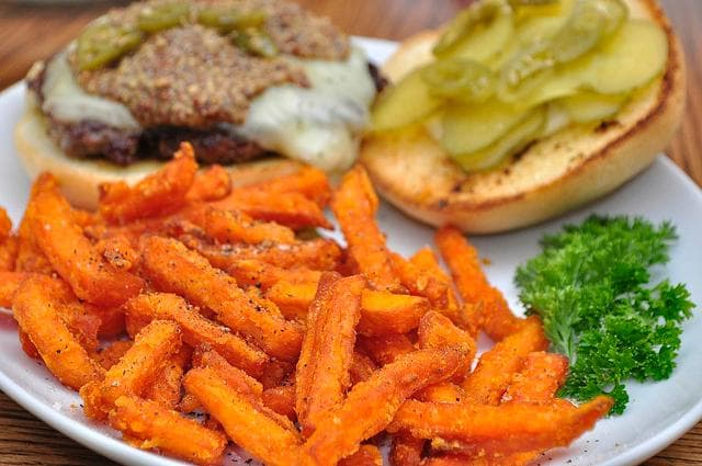 Sweet Potato Fries on Random Most Delicious Foods to Dunk of Deep Fry