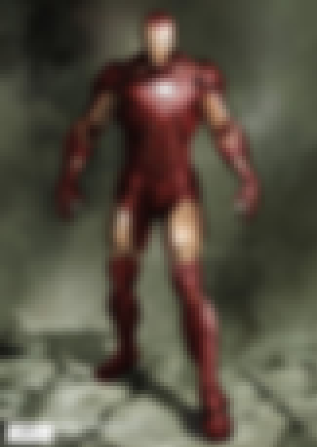 MK VI is listed (or ranked) 3 on the list The Greatest Iron Man Armor of All Time