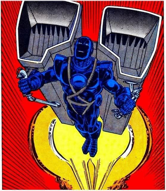 Stealth Armor MK II on Random Greatest Iron Man Armor
