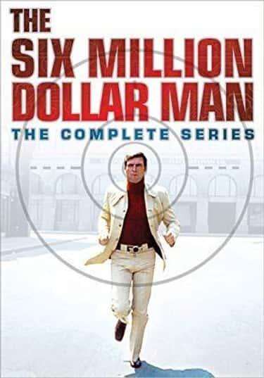 Actual Mummy Found on Set of Six Million Dollar Man