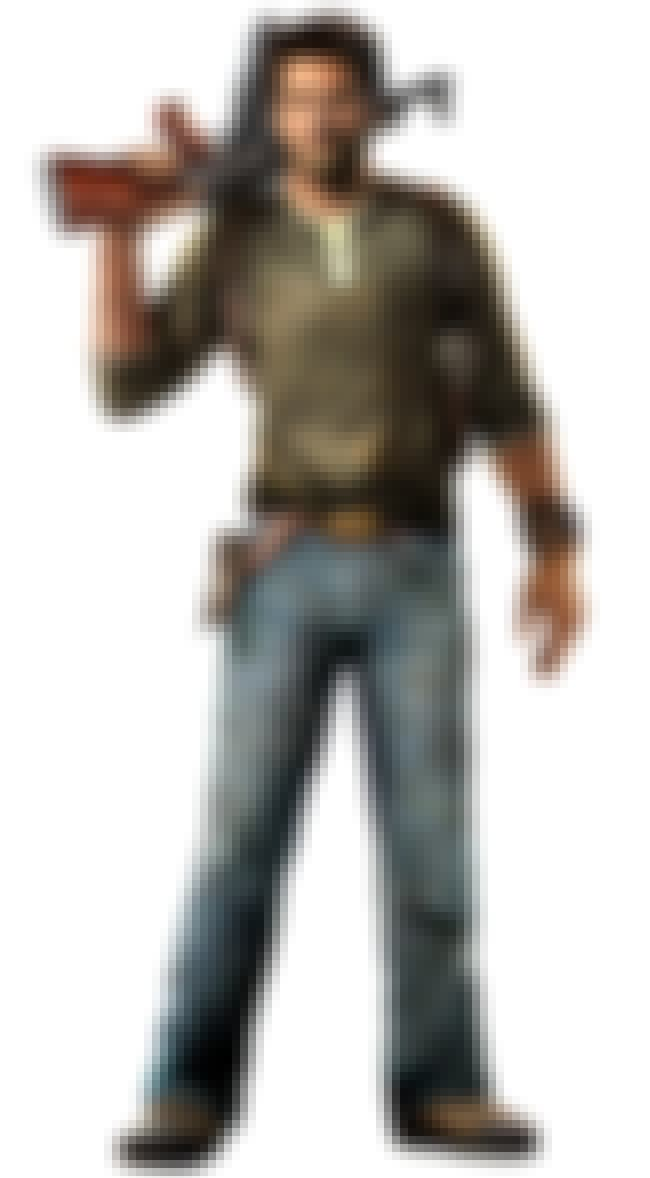 Nathan Drake is listed (or ranked) 1 on the list The Best Male Video Game Characters of 2012