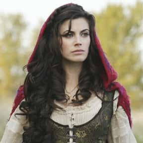 Red Riding Hood/Ruby is listed (or ranked) 6 on the list The Best Once Upon a Time Characters