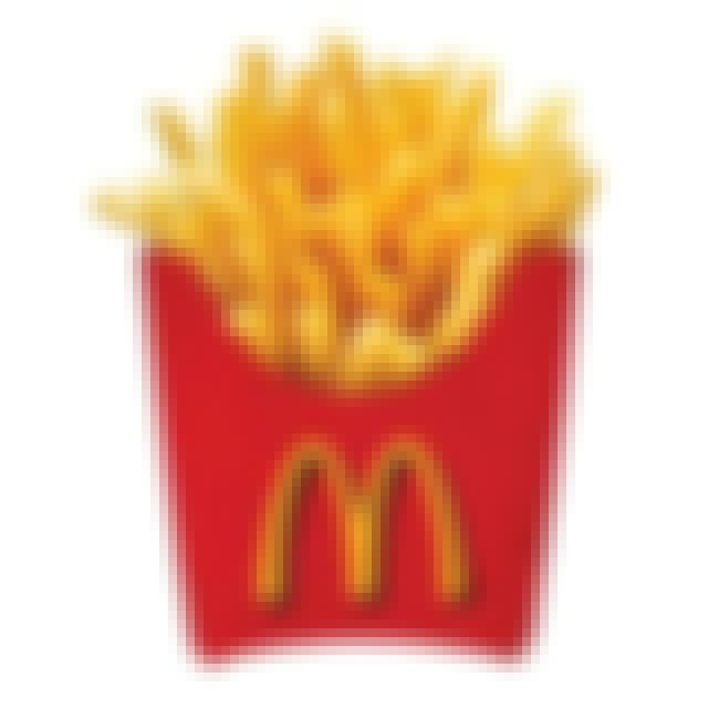 McDonalds French Fries is listed (or ranked) 1 on the list The Best French Fries
