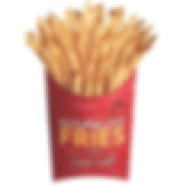 Wendy's Natural Cut Fries is listed (or ranked) 3 on the list The Best French Fries