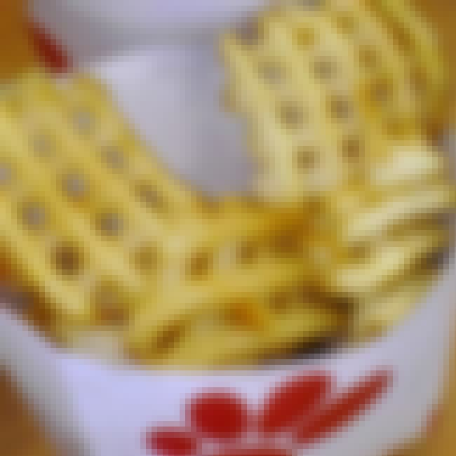 Chick-fil-A Waffle Fries is listed (or ranked) 4 on the list The Best French Fries