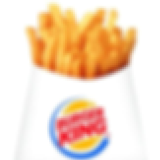 Burger King French Fries is listed (or ranked) 7 on the list The Best French Fries