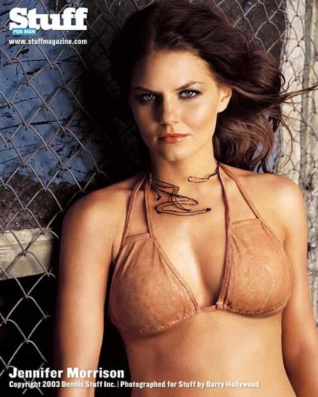 The Hottest Jennifer Morrison Photos