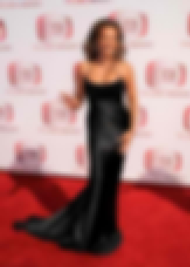 Vanessa Williams in Black Sati... is listed (or ranked) 2 on the list Hottest Vanessa Williams Photos