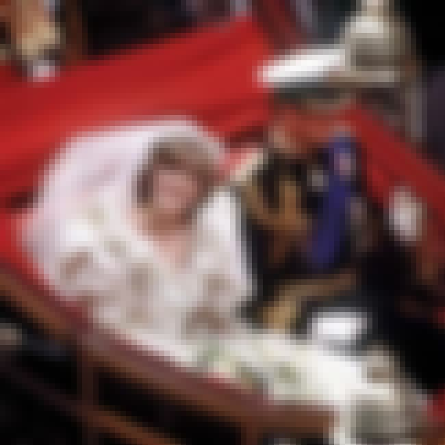 Princess Diana and Prince Char... is listed (or ranked) 1 on the list The Top 10 Most Famous Celebrity Weddings