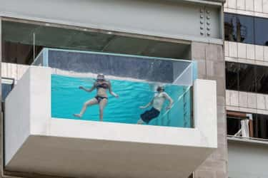 The Joule Hotel Pool - The Joule Hotel