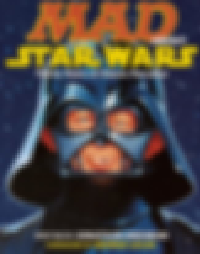 MAD about Star Wars: Thirty Ye... is listed (or ranked) 3 on the list The Best Star Wars Parodies