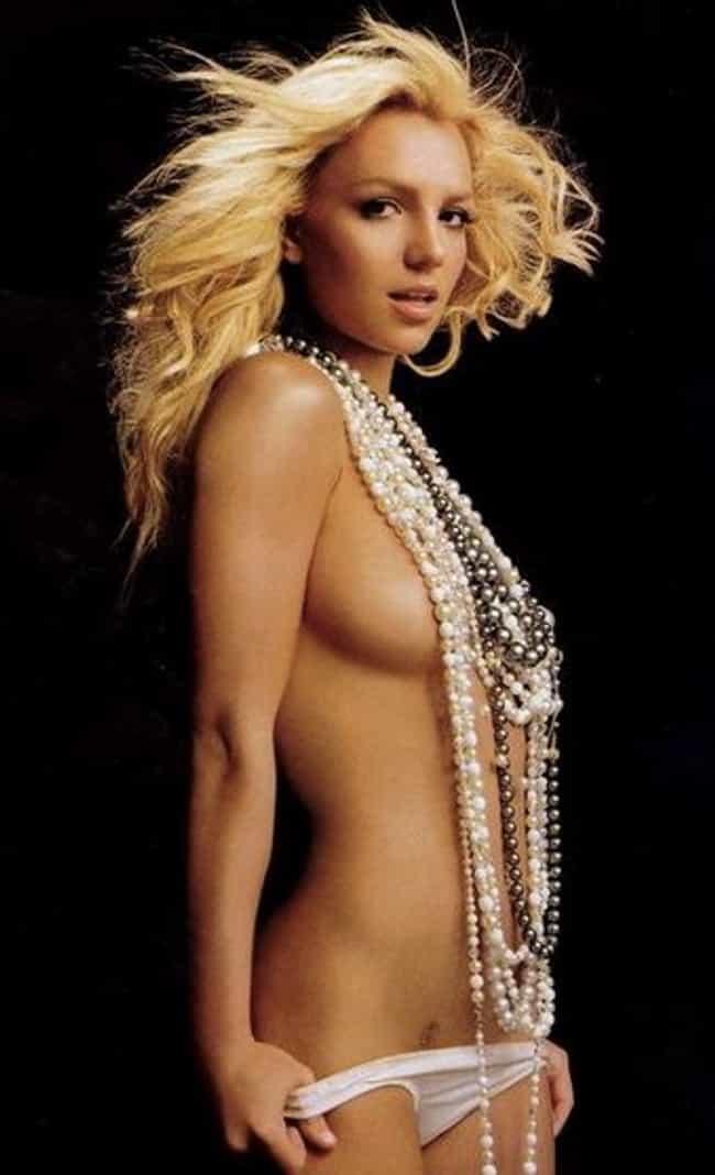 Britney spears naked pics 8