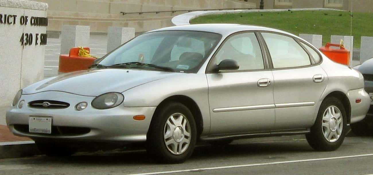 1999 Ford Taurus is listed (or ranked) 4 on the list The Ugliest Cars In The World