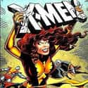 X-Men: The Dark Phoenix Saga is listed (or ranked) 10 on the list The Greatest Graphic Novels and Collected Editions