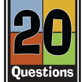 20 Questions is listed (or ranked) 19 on the list The Best Family Board Games