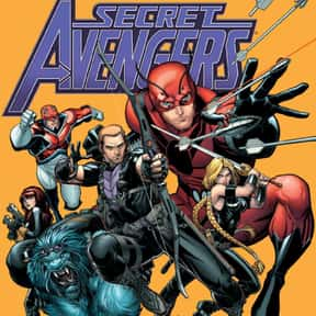 Secret Avengers is listed (or ranked) 27 on the list The Best Superhero Teams & Groups