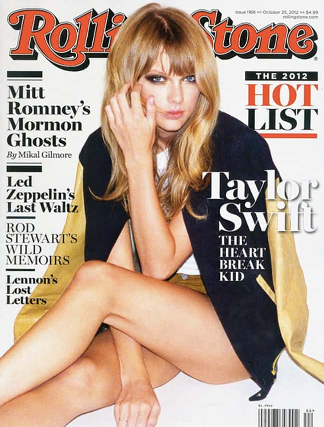 This is the Hottest Picture of is listed (or ranked) 17 on the list The 26 Hottest Taylor Swift Pictures