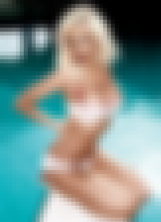 Christina Aguilera in Front Pr... is listed (or ranked) 1 on the list Christina Aguilera Bikini Pictures