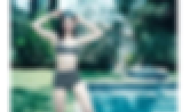 Kristen Stewart in Classic Ani... is listed (or ranked) 5 on the list Kristen Stewart Bikini Pictures