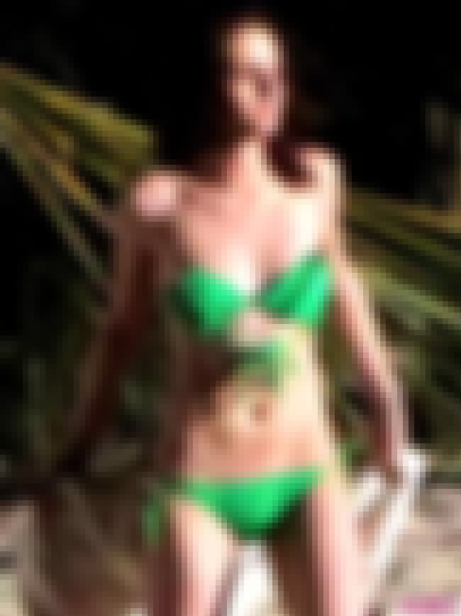 Kristen Stewart in Green Bikin... is listed (or ranked) 4 on the list Kristen Stewart Bikini Pictures