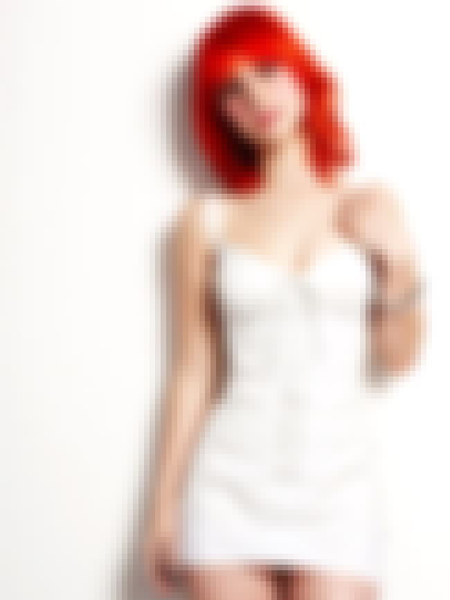 Hayley Williams Wanted to Blen... is listed (or ranked) 4 on the list The 26 Sexiest Pics of Paramore's Hayley Williams