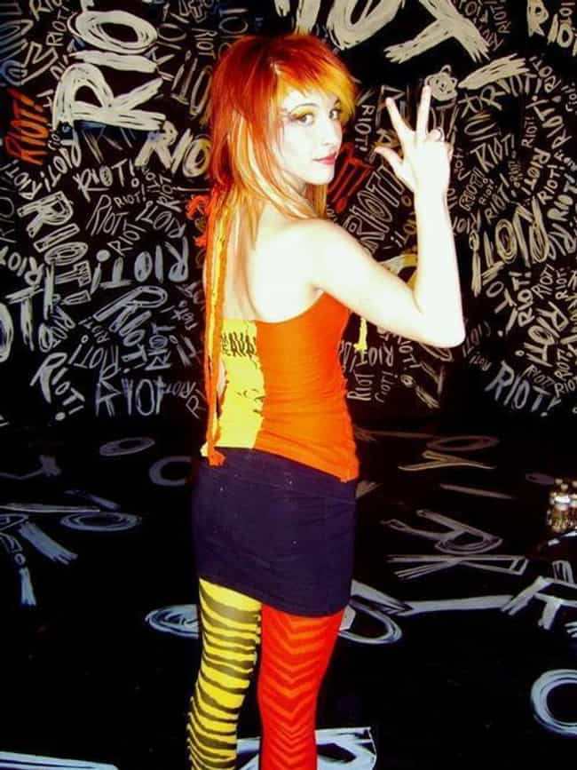 Hayley Williams Dressed ... is listed (or ranked) 2 on the list The 24 Sexiest Hayley Williams Pics