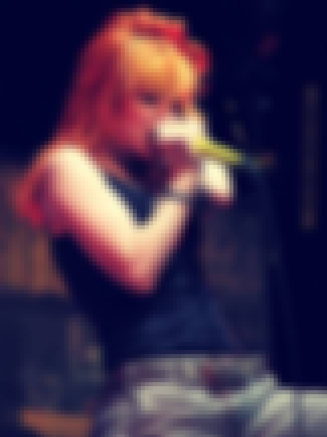 Hayley Williams's Head Face. B... is listed (or ranked) 3 on the list The 26 Sexiest Pics of Paramore's Hayley Williams
