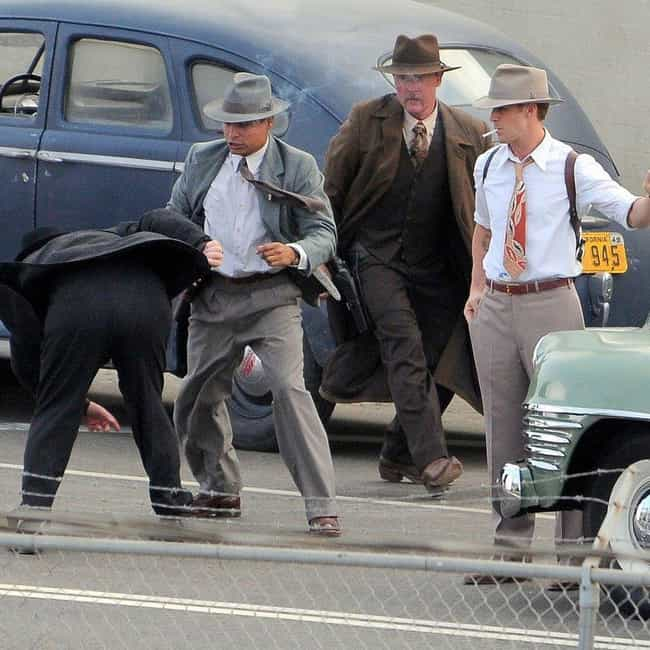 Like a Dog with Rabies is listed (or ranked) 1 on the list Gangster Squad Movie Quotes
