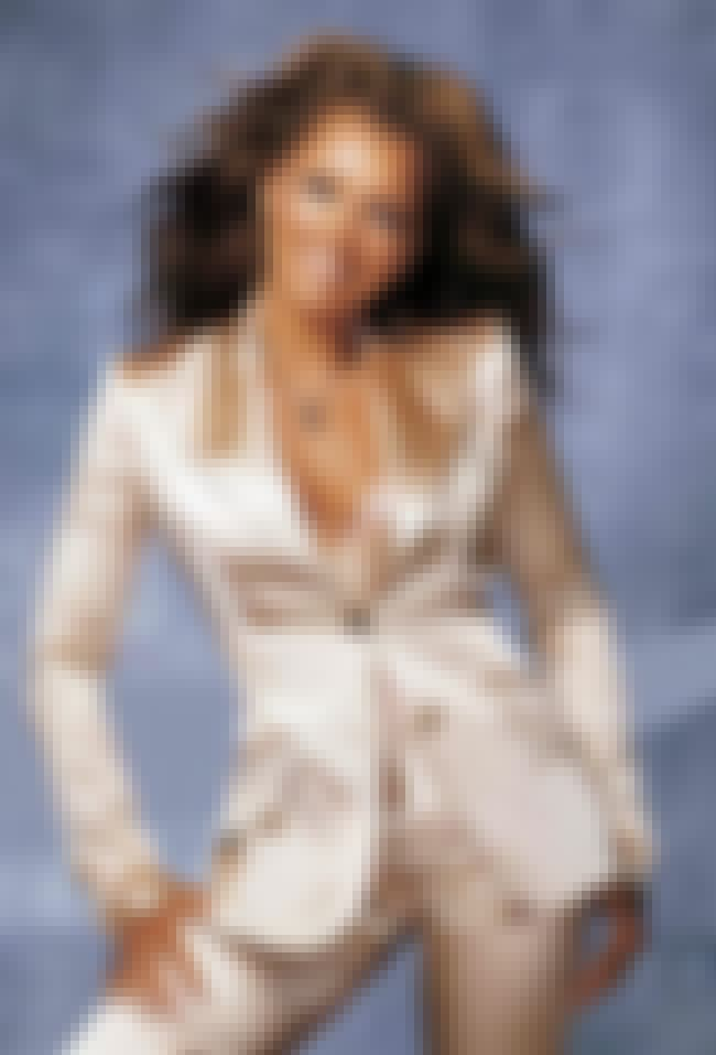 Vanessa Williams in Satin Suit is listed (or ranked) 2 on the list Hottest Vanessa Williams Photos