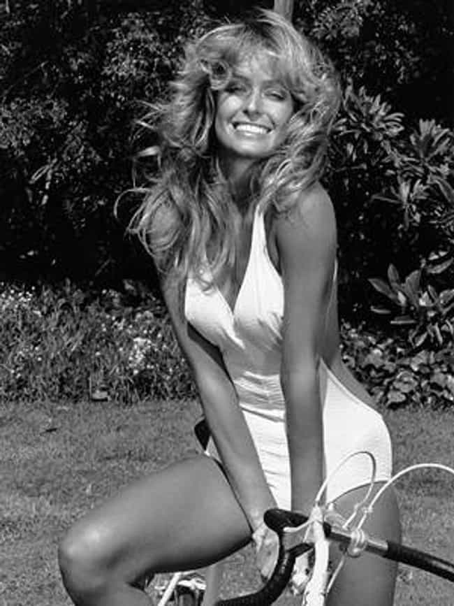 Farrah Fawcett in White ... is listed (or ranked) 4 on the list The Most Beautiful Farrah Fawcett Photos