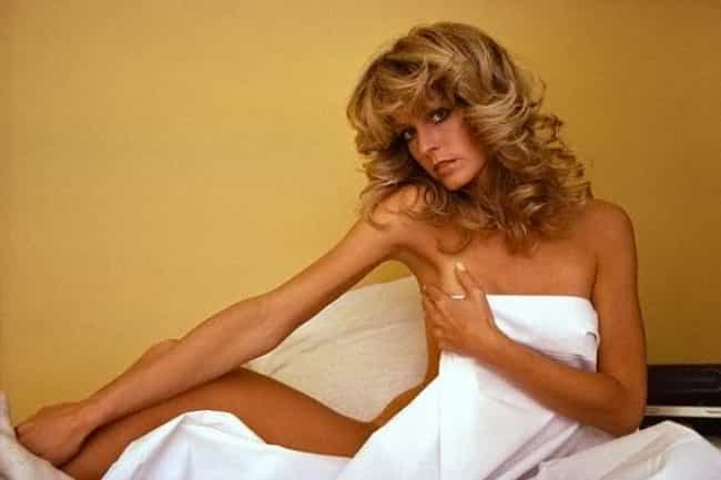 Farrah Fawcett in White ... is listed (or ranked) 3 on the list The Most Beautiful Farrah Fawcett Photos