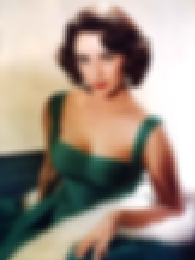 Elizabeth Taylor in Green Plea... is listed (or ranked) 2 on the list Hottest Elizabeth Taylor Photos