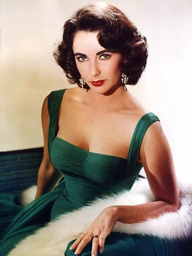 Hottest Elizabeth Taylor Photos