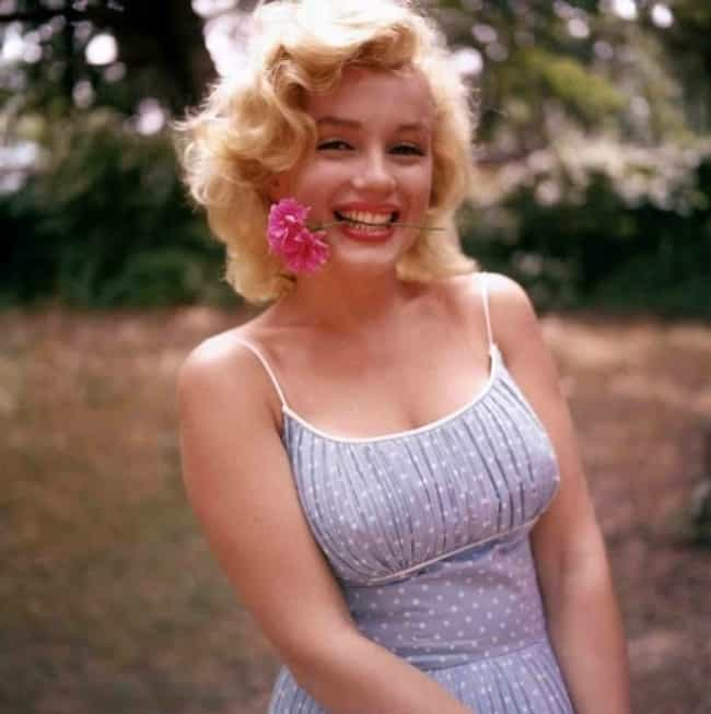 Marilyn Monroe is a Big ... is listed (or ranked) 6 on the list The Best Photos OfMarilyn Monroe